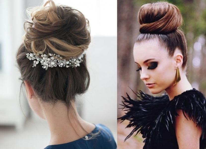 Peinados elegantes que puedes usar el día de tu graduación  3