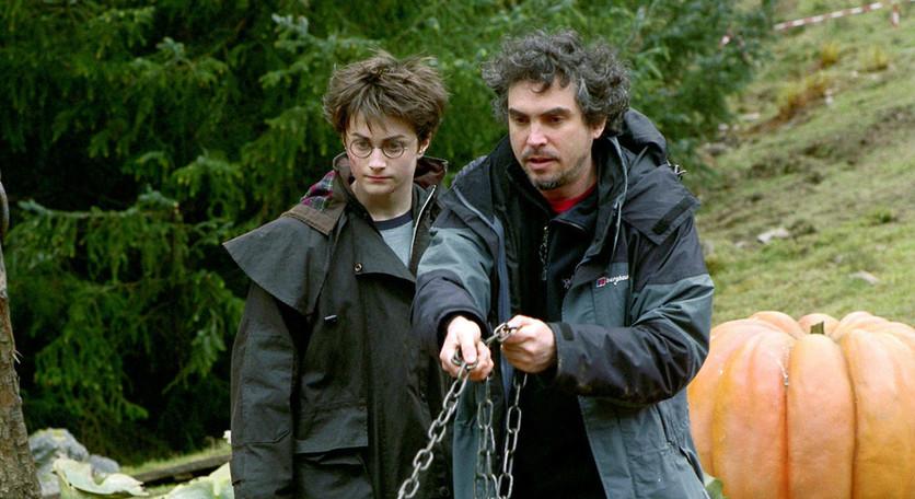 El día que Del Toro regañó a Cuarón por dudar de Harry Potter  4