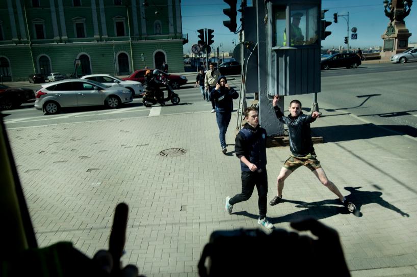 fotos mads nissen homofobia rusia