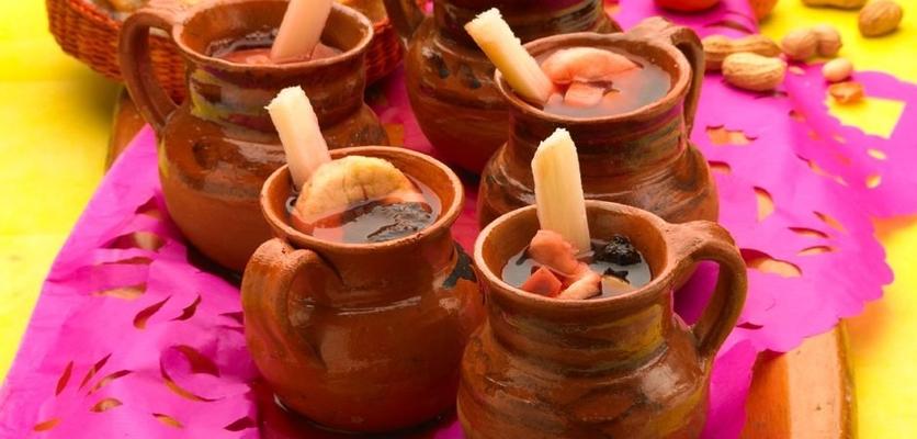 Ponche mexicano, el origen de la bebida tradicional de Navidad  1