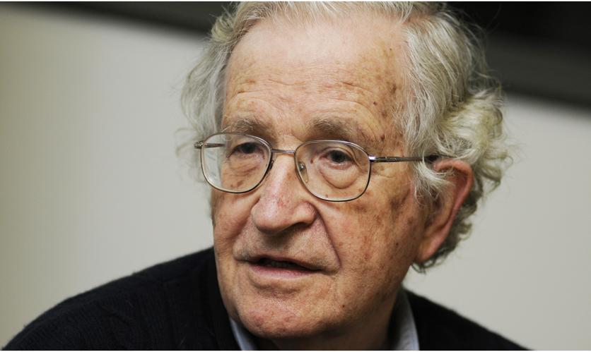 Frases de Noam Chomsky para repensar lo que te rodea 1