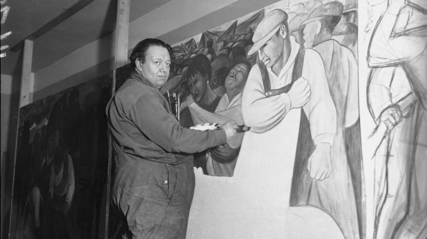 Diego Rivera, las mejores frases de amor del muralista mexicano  1