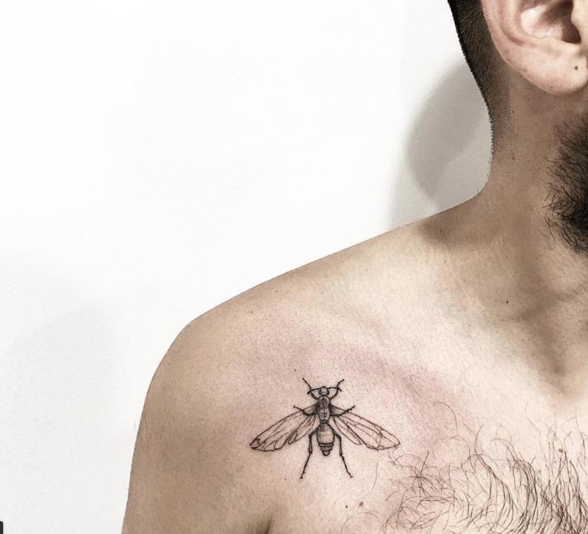 10 Ideas de tatuajes con técnica 'fine line' si buscas un diseño discreto  10