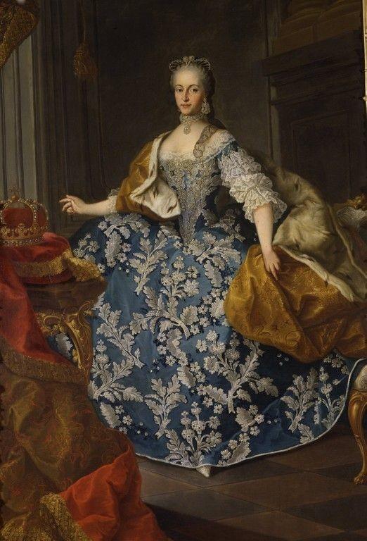 Los vestidos más bellos en pintura a lo largo de la historia del arte 4