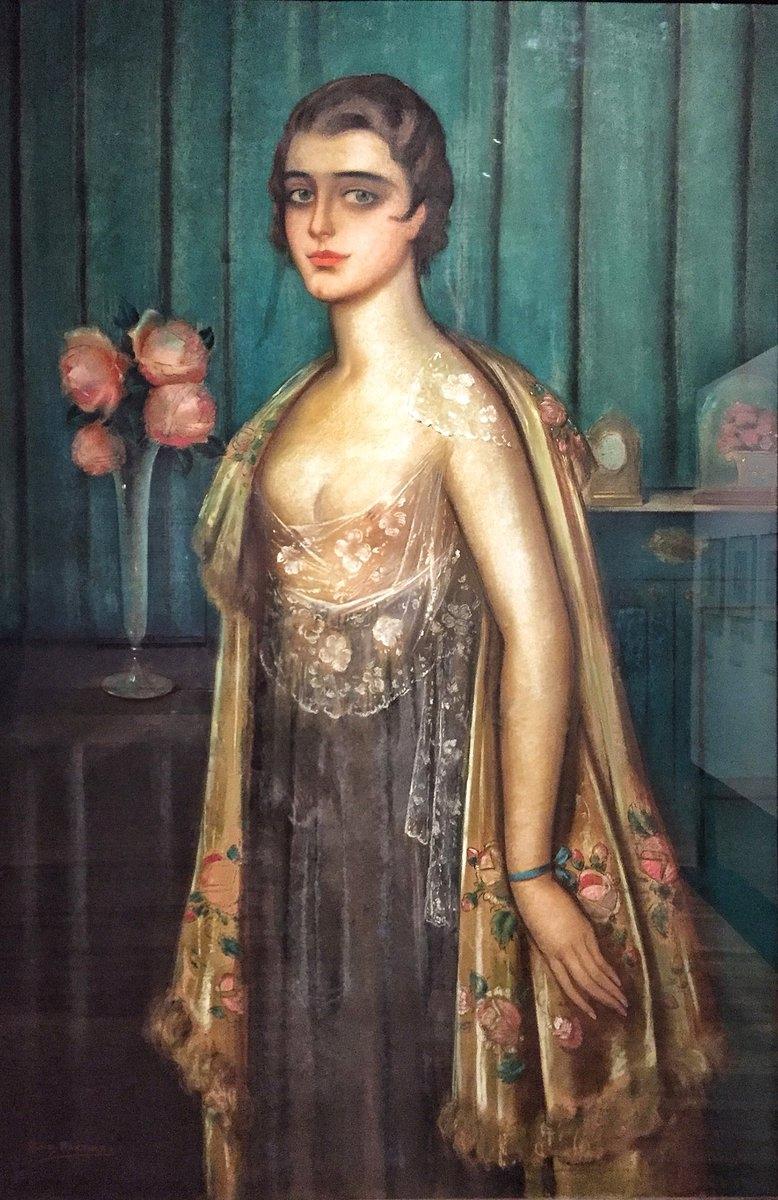 Los vestidos más bellos en pintura a lo largo de la historia del arte 9