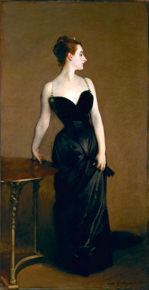 Los vestidos más bellos en pintura a lo largo de la historia del arte 10