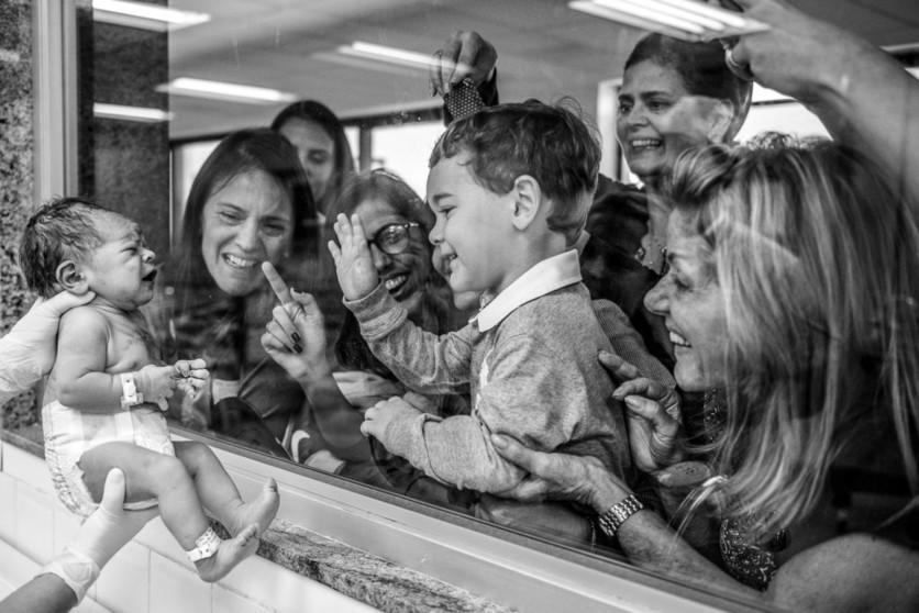 16 poderosas fotografías de todo lo que pasa en una sala de partos 15