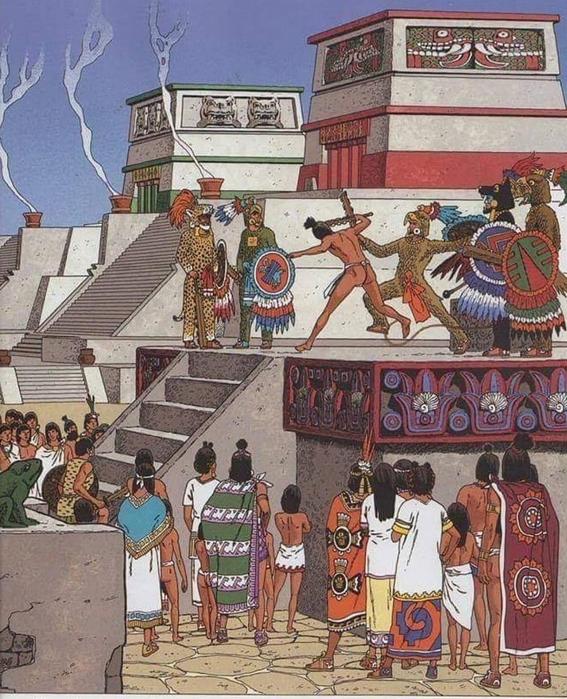 xipe totec templo 2