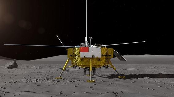 china logra primer aterrizaje en el lado oscuro de la luna imagenes 1