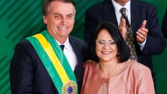 polemica declaracion ministra de brasil damara alves 1