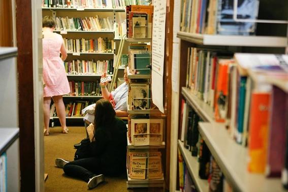 biblioteca feminista londres 2