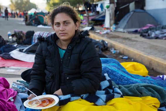 nueva caravana migrante se organiza en honduras 1