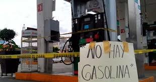 desbasto de gasolina en estados mexicanos 1