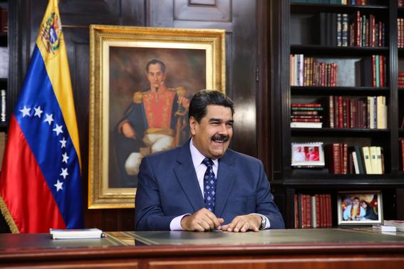 parlamento venezolano declara como usurpador a maduro por su reeleccion 3