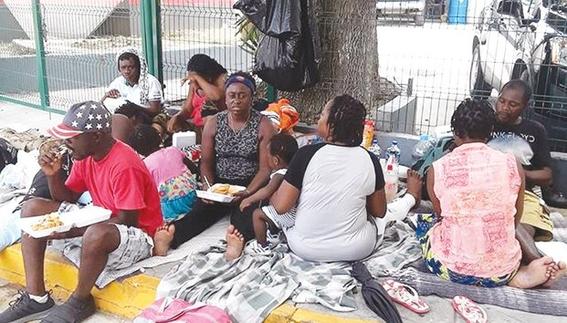 migrantes africanos llegan a coahuila 2