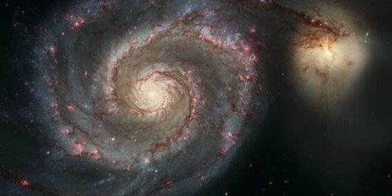 colision de galaxia con la via lactea acabara con la vida 1