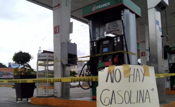 reportan desabasto de diesel en alcaldias de cdmx 2