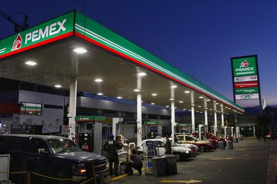 Pemex, la empresa más endeudada del mundo