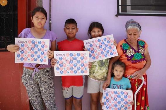 fundacion crea un juego de mesa para aprender zapoteco 1