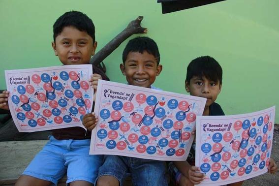 fundacion crea un juego de mesa para aprender zapoteco 2