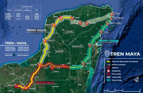 tren maya amlo podria afectar poblacion de jaguares mexico 3
