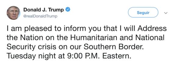 trump visitara frontera mexico para presionar construccion del muro 2
