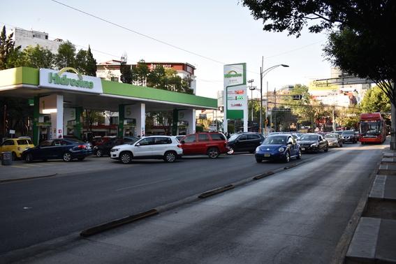 desabasto de gasolina en mexico pais con pocas gasolineras 2
