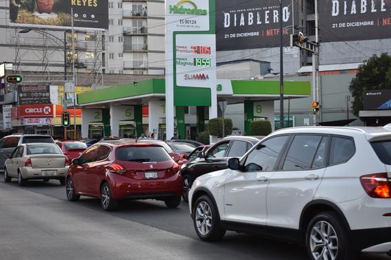 desabasto de gasolina en mexico pais con pocas gasolineras 1
