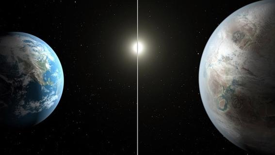 nasa identifica tres exoplanetas con el doble de tamano de la tierra 2
