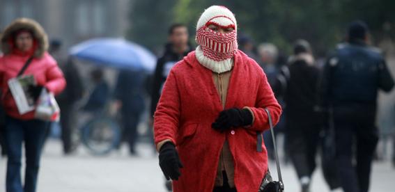 frente frio y masa de aire mantendran ambiente frio en mexico 2