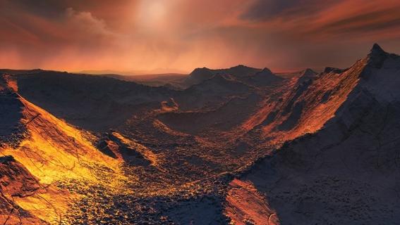cientificos descubren un exoplaneta que podria ser habitable 3