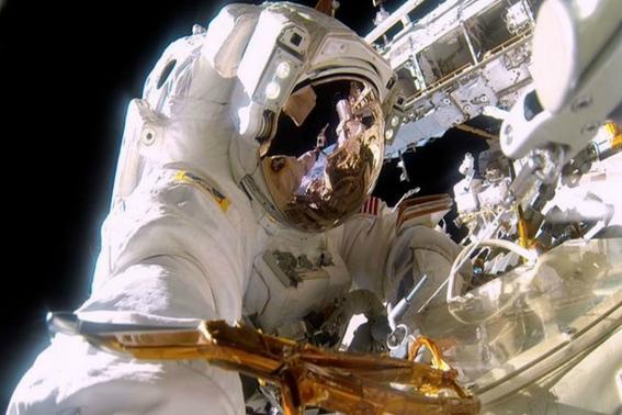 los microbios mutan para sobrevivir en el espacio 2