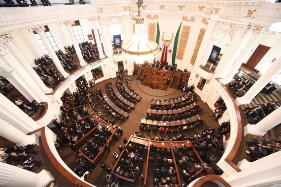 congreso de la ciudad de mexico 1