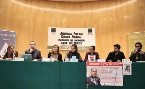 Diego Luna acusa a AMLO por postura sobre Guardia Nacional