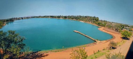 secaran la laguna del nainari por sobrepoblacion de pez diablo 1