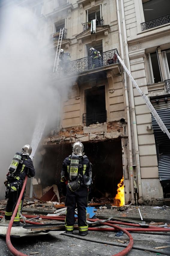 explosion en edificio en paris 3