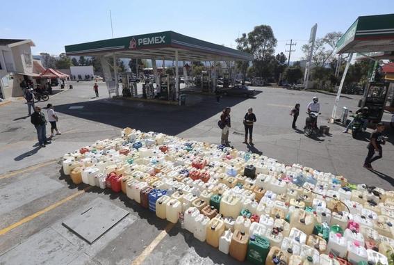 el problema del desabasto de gasolina en mexico 1