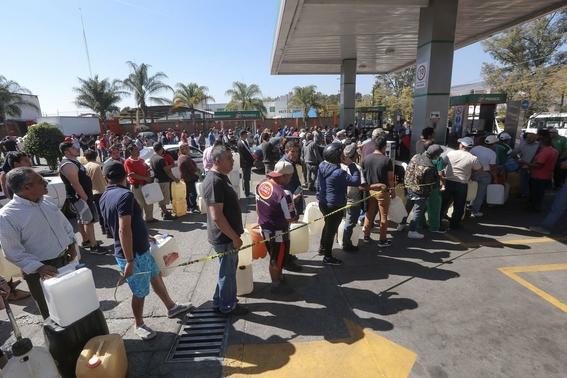 el problema del desabasto de gasolina en mexico 5