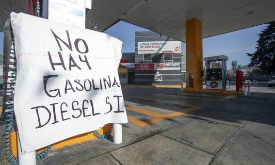 por desabasto gasolineras buscan saltarse pemex comprar combustible eua 3