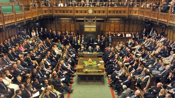 parlamento britanico rechaza acuerdo brexit reino unido 1