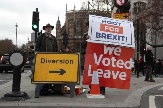 parlamento britanico rechaza acuerdo brexit reino unido 3