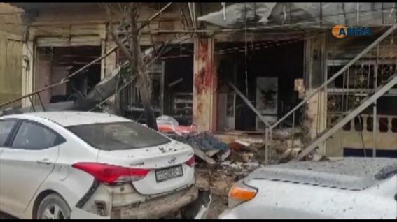atentado en siria deja 15 muertos un soldado estadounidense 1