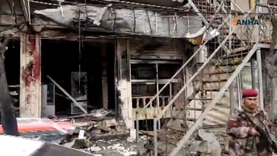 atentado en siria deja 15 muertos un soldado estadounidense 2