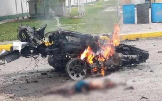 ocho muertos deja coche bomba en cuartel policial colombia 1