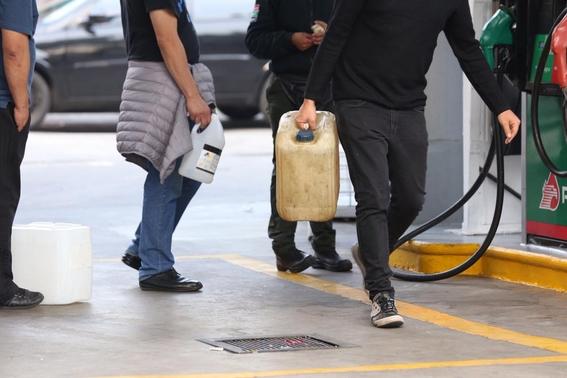 70 por ciento de los mexicanos usan calendario para cargar gasolina 1