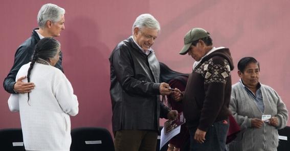 invitacion directa banco azteca manejara tarjetas bienestar amlo 2