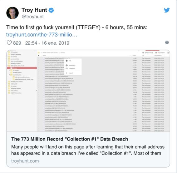 registran mayor robo de 773 millones de correos electronicos 1