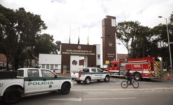 colombia da ultimo adios a victimas del atentado bogota 1