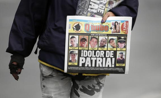 colombia da ultimo adios a victimas del atentado bogota 3
