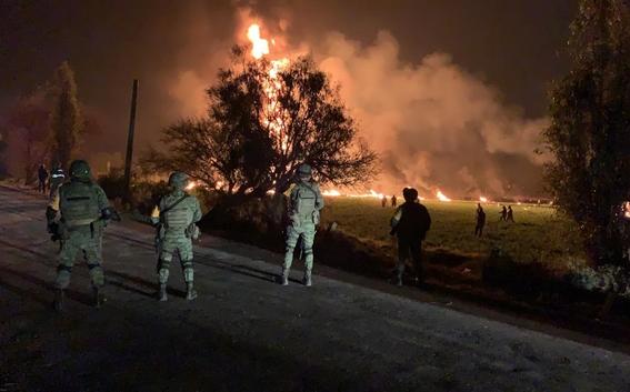 Internacionales: Ya son más de 70 los muertos tras explosión en México